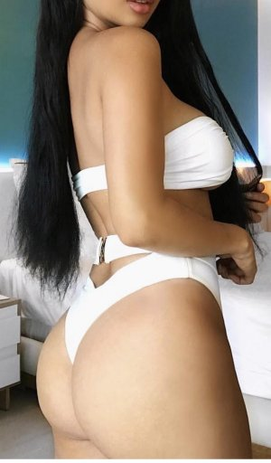 Elyanna independent escort in Waltham MA